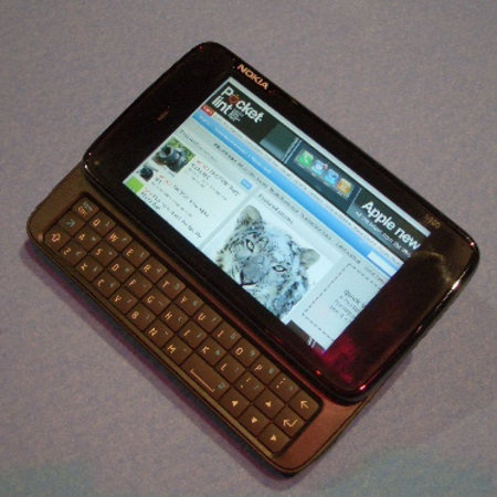 Nokia N900 - First Look
