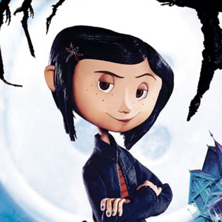 Coraline - DVD  review