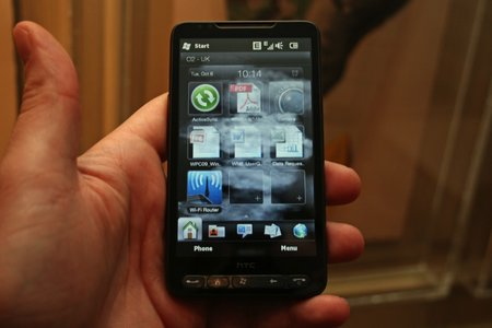 HTC HD2 - First Look