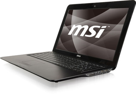 MSI X600 notebook   review