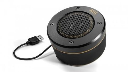 Altec Lansing Orbit iM237 USB speaker   review