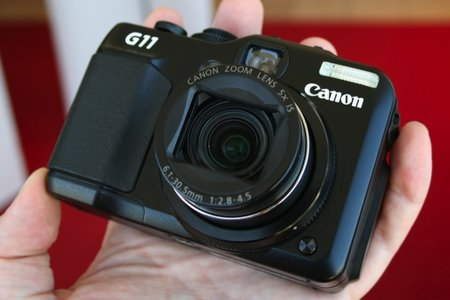Canon PowerShot G11 digital camera   review
