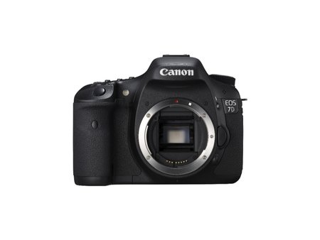 Canon EOS 7D DSLR camera   review
