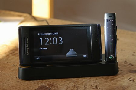 Sony Ericsson U10i Aino  review