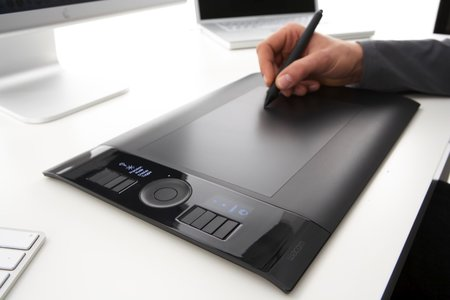 Wacom Intuos4 Pen Tablet