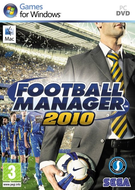 Football Manager 2010 - Mac
