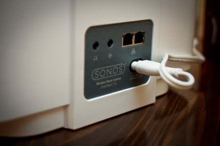 Sonos S5 ZonePlayer speaker system review - photo 4