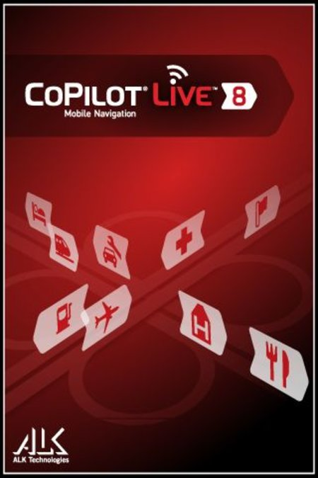 CoPilot Live 8 for iPhone
