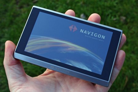 Navigon 8410 satnav  review