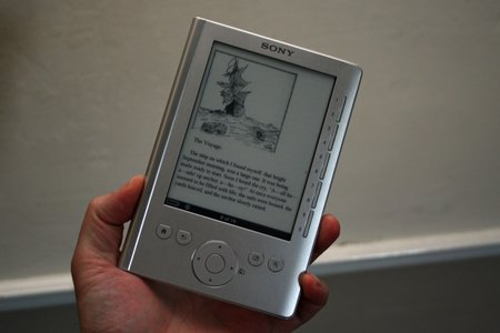Sony PRS-300 Reader Pocket Edition ebook - photo 1