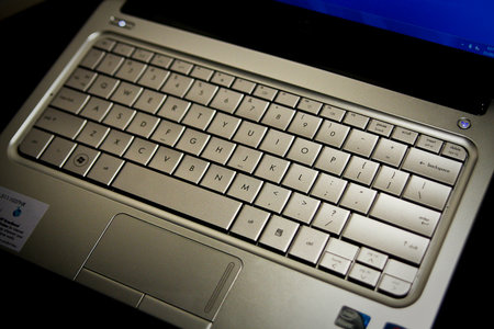 HP Mini 311 notebook review - photo 4