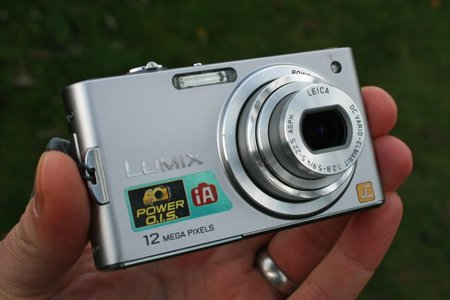 Panasonic Lumix DMC-FX60 digital camera   review