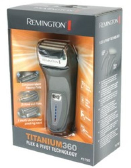 Remington Titanium 360 F5790 shaver