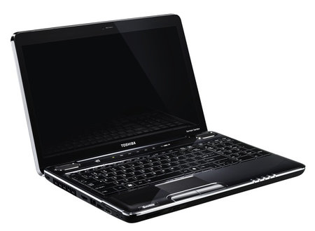Toshiba Satellite A500-19X notebook   review