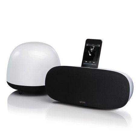 GEAR4 SoundOrb Aurora iPod dock