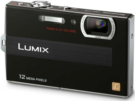 Panasonic Lumix DMC-FP8 digital camera   - photo 1