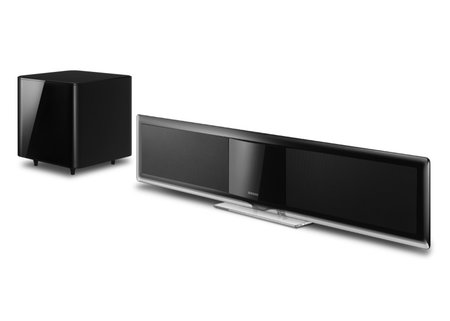 Samsung HT-BD8200 soundbar speakers