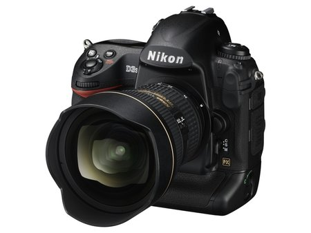 Nikon D3s DSLR camera   review