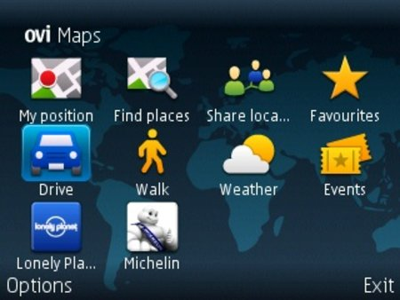 Nokia Ovi Maps  review