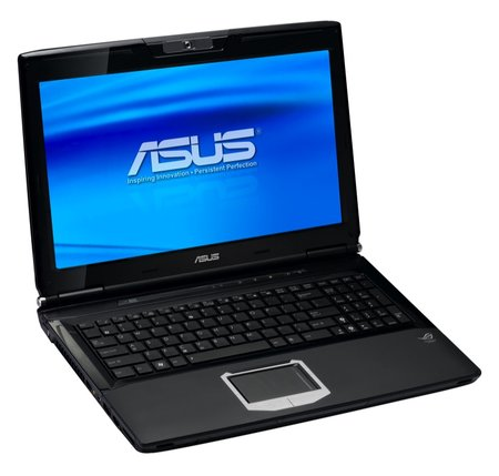 Asus G60Vx notebook   review