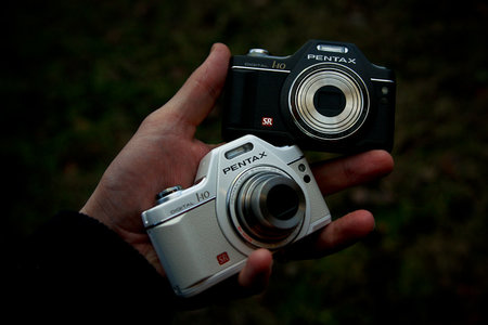 First Look: Pentax Optio I-10 digital camera review