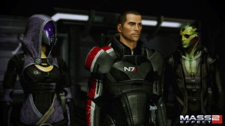 Mass Effect 2 - Xbox 360   review - photo 3