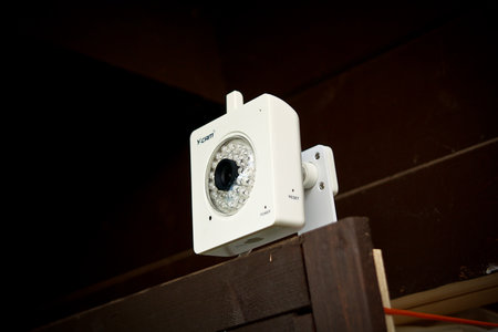 Y-Cam Knight SD wireless security camera review