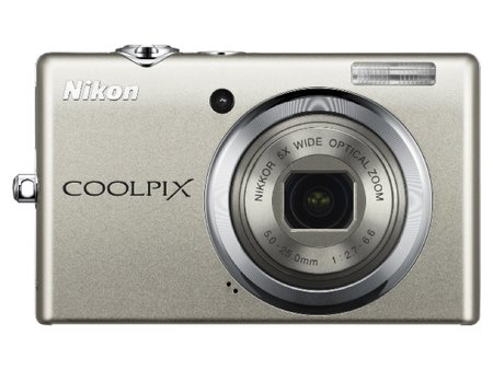 Nikon Coolpix S570 compact camera   review