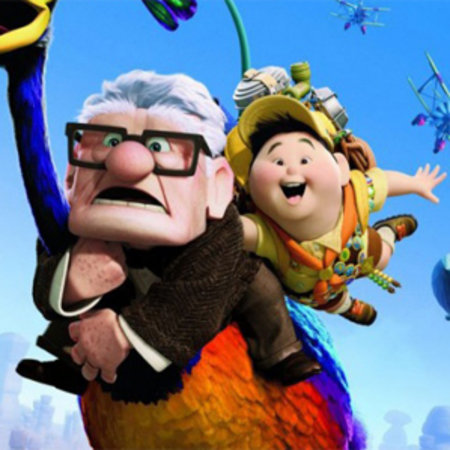 Up - DVD review