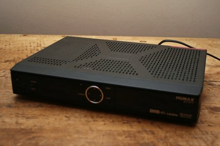 Humax HD-Fox T2 receiver