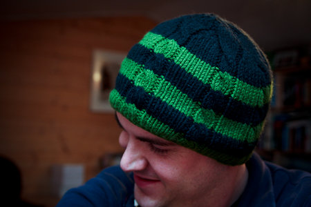 Aerial 7 Sound Disk Beanie hat review