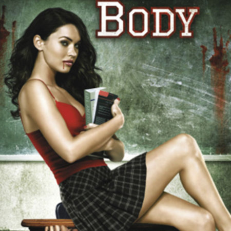 Jennifer's Body - DVD