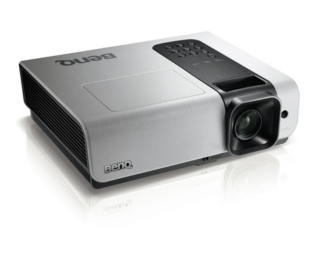 BenQ W1000 projector   review