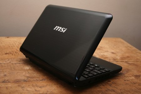 MSI Wind U135 notebook   review