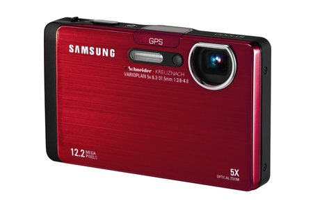 Samsung ST1000 digital camera   review