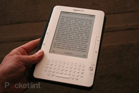 Amazon Kindle Keyboard - photo 1