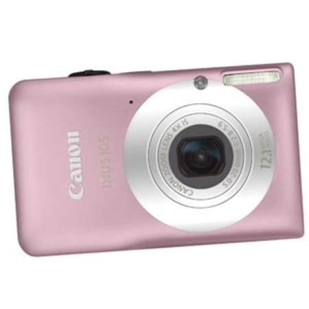 Canon IXUS 105 compact camera   review
