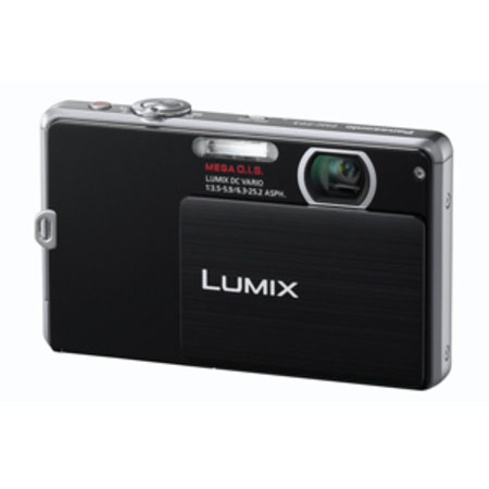 Panasonic Lumix DMC-FP3 camera   review