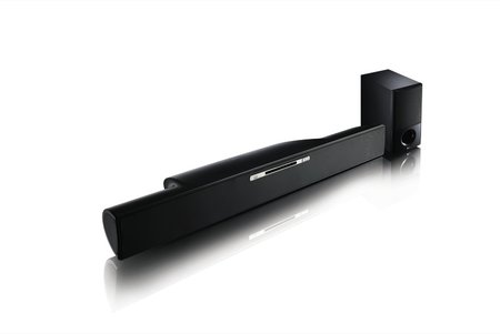 LG HLB54S soundbar speakers