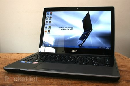 Acer Aspire 4820TG notebook   review