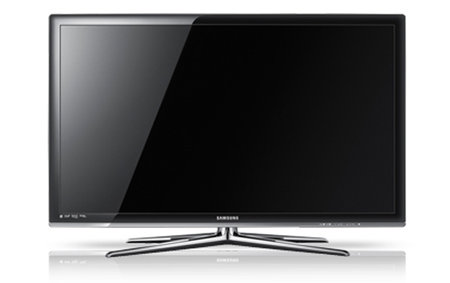 Samsung UE40C7000 3D television - photo 3