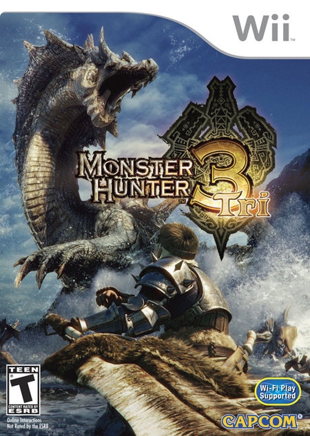 Monster Hunter Tri - Nintendo Wii   review - photo 2