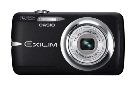 Casio Exilim EX-Z550 compact camera   review