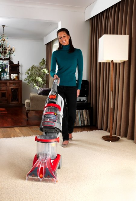 Vax Dual V V-124A carpet cleaner   - photo 1