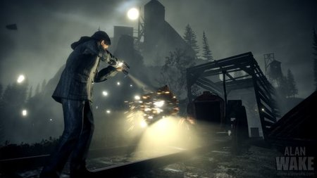 Alan Wake - Xbox 360   - photo 3