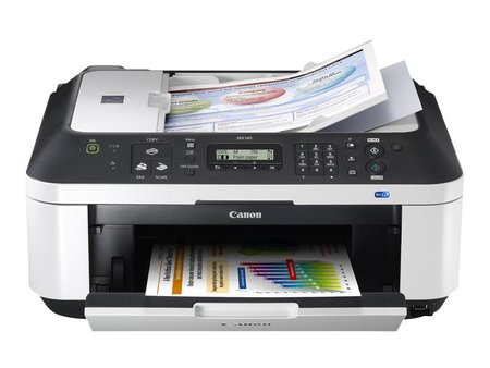 Canon Pixma MX340 all-in-one printer   review