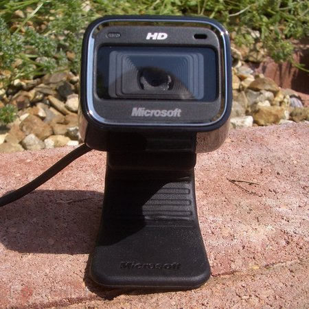 Microsoft LifeCam HD-5000 webcam