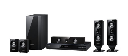 Samsung HT-C6500 Blu-ray home cinema system