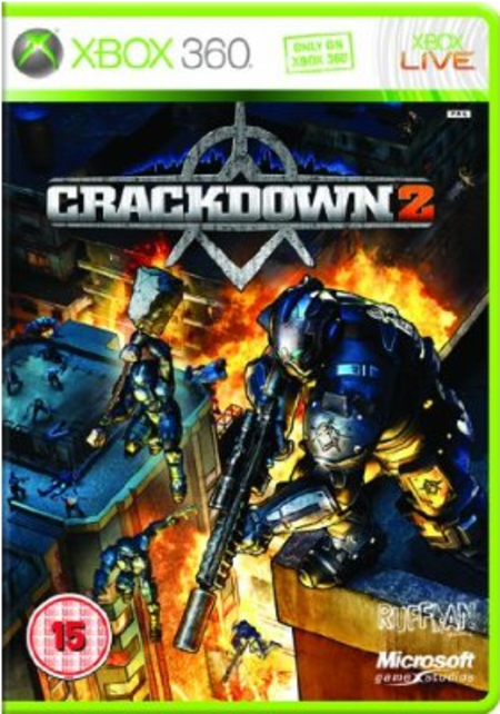 First Look: Crackdown 2 - Xbox 360