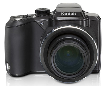 Kodak EasyShare Z981 camera   review